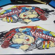 Spesialis cutting sticker surabaya